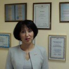 Руководитель Симонова Инга Кирилловна, г. Москва