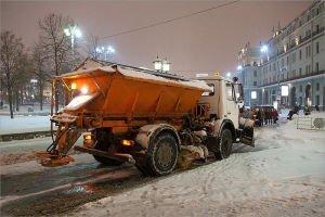 Власти Петербурга призвали не обижаться за призыв убирать снег
