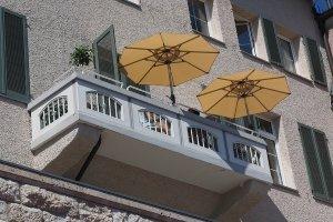 На сколько можно расширить балкон без разрешительных документов?