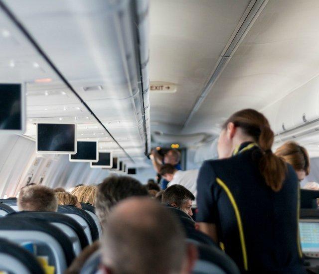 Суд отклонил иск стюардессы «Аэрофлота» о дискриминации по внешнему виду