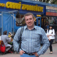 Крылов Александр Александрович, г. Томск