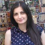 Шахдинарян Аида Геворковна