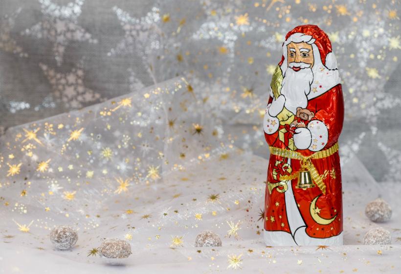 В новосибирские детсады запретили приглашать Дедов Морозов
