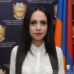 Саргсян Лусине Володяевна