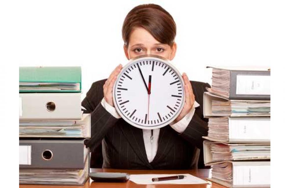 О том, какая продолжительность рабочей недели в разных странах мира.
