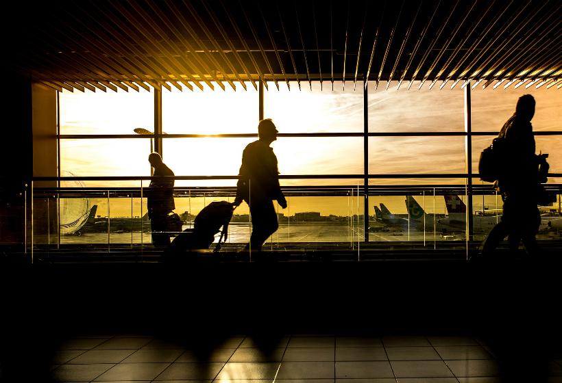 Красноярский аэропорт оштрафован за нарушение прав инвалидов