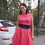 Левитская Екатерина Александровна