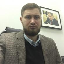 Руководитель филиала Голубкин Иван Алексеевич, г. Уфа
