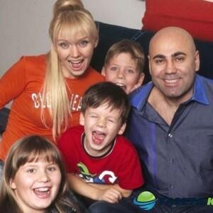 Пригожин опубликовал раритетный снимок с Валерией и ее детьми