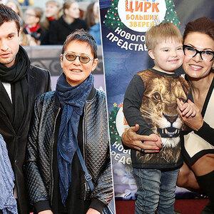 Ирина Хакамада и еще 5 знаменитостей, чьи особенные дети живут полной жизнью