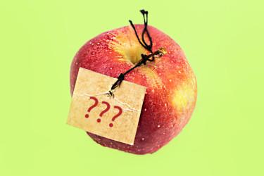 За пару яблок продавец угодил под суд