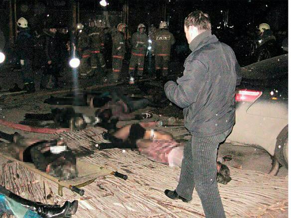 СК объяснил выдачу тел жертв пожара в ТЦ под расписку о неразглашении