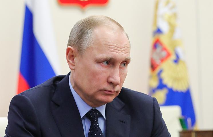 Путин внес в Госдуму поправки в КоАП об аресте имущества юрлиц за взятки или подкуп
