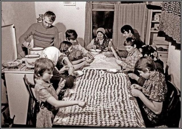 Семья буржуазная и семья пролетарская