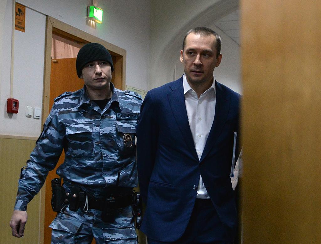 Захарченко утверждает, что из изъятых у него 9 млрд руб. ему принадлежат только 93 тыс