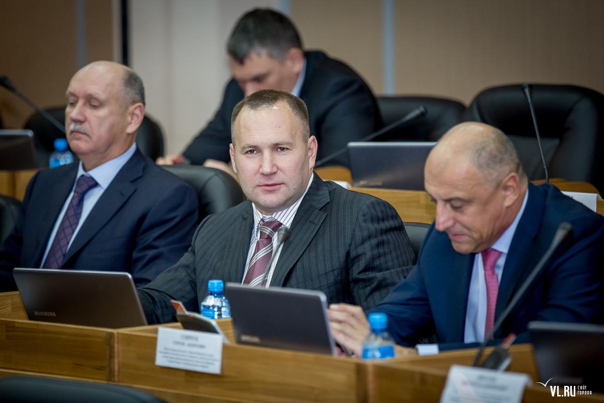 Депутат Приморья задекларировал доход на более чем 1 млрд