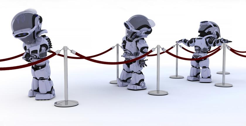В Параде Победы примут участие роботы