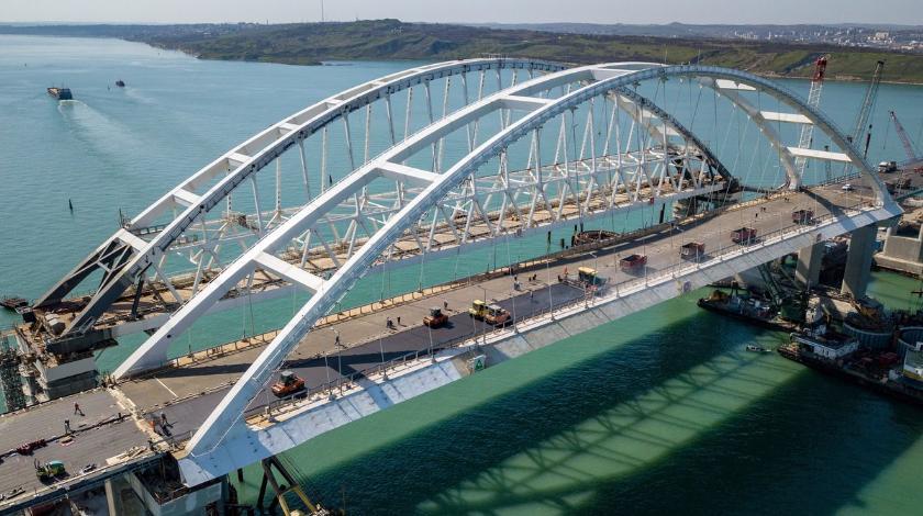 По Крымскому мосту поедут не все