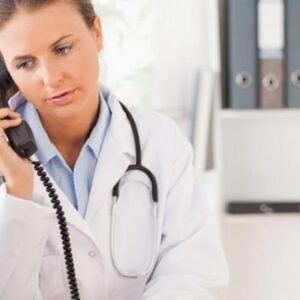 Консультация пациента по телефону: риск для врача