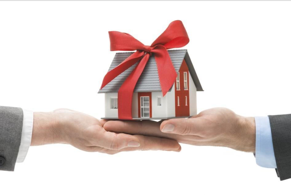 какой налог с дарения недвижимости