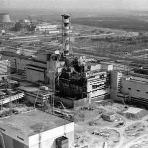 День памяти. Чернобыльская АЭС