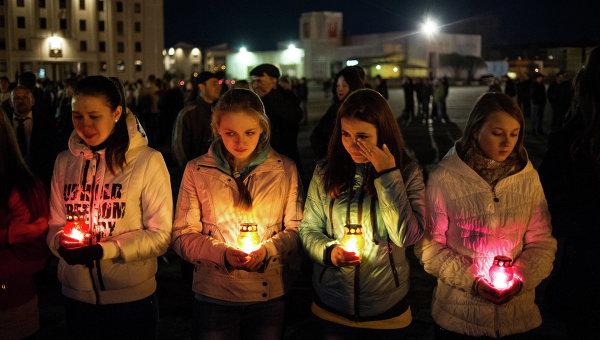 Международный день памяти жертв радиационных аварий и катастроф.