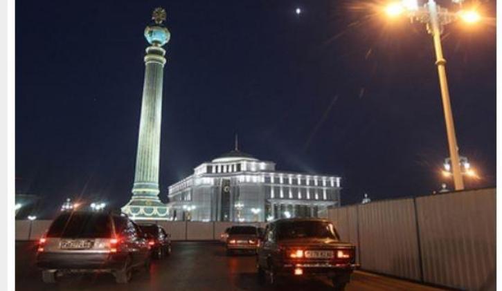 Власти Туркмении оставят в стране лишь белые машины Источник: https://zelv.ru/v-mire/76385-vlasti-tu...