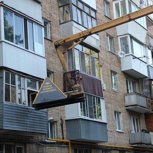 В Самаре коммунальщики повесили «пирамиду позора» перед балконом должника