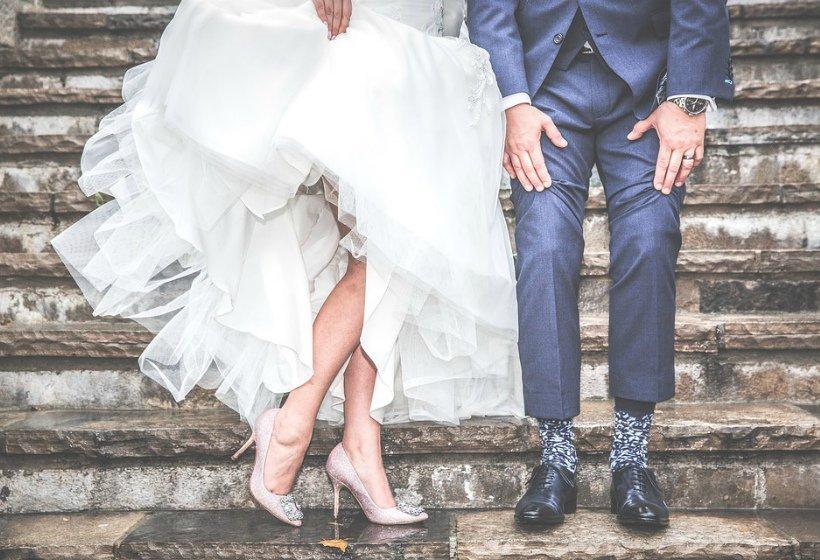 В России на 17% сократилось число зарегистрированных браков