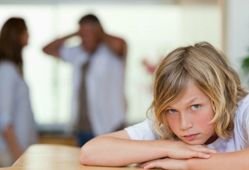 Развод супругов: споры о детях и раздел имущества