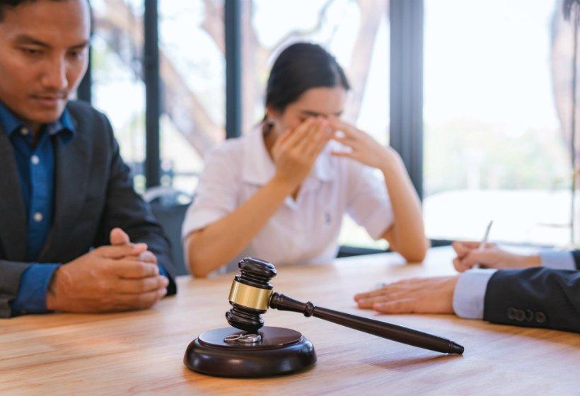 В какой суд обращаться при разводе?
