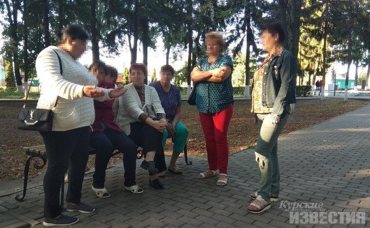 В Курской области уборщицы выполняют работу санитарок