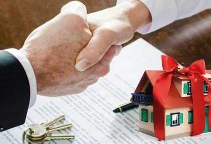 дарение коммерческой недвижимости родственнику налог