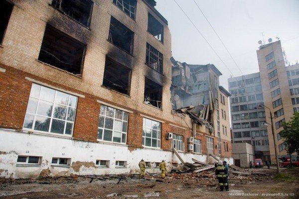 Катастрофические цифры развала экономики России