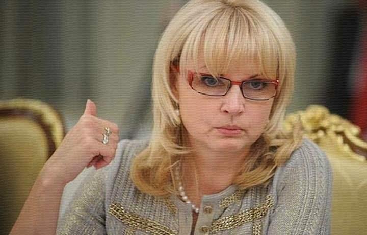Голикова отметилась очередным непопулярным заявлением