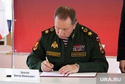 В Росгвардии назвали кощунством обращение Навального к Золотову