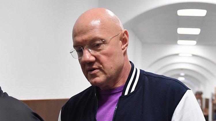 В ноябре московский суд проверит законность ареста Нахлупина