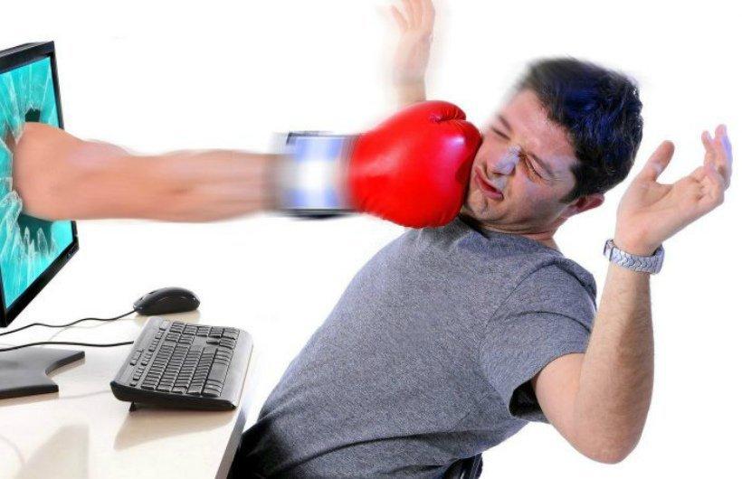 Как наказать неизвестного за оскорбления в интернете