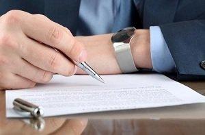 Договор оказания юридических услуг (образец)