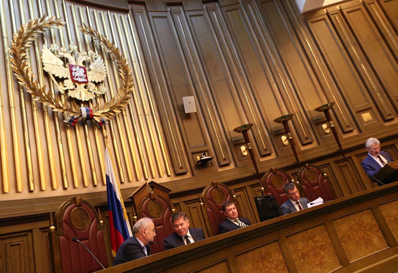 Конституционный суд РФ встал на сторону осужденных
