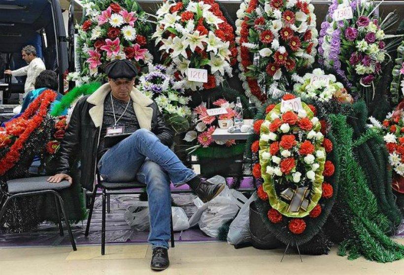Как процветает похоронный бизнес в России