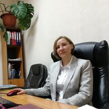 Юрист Пономарёва Ольга Игоревна, г. Новосибирск
