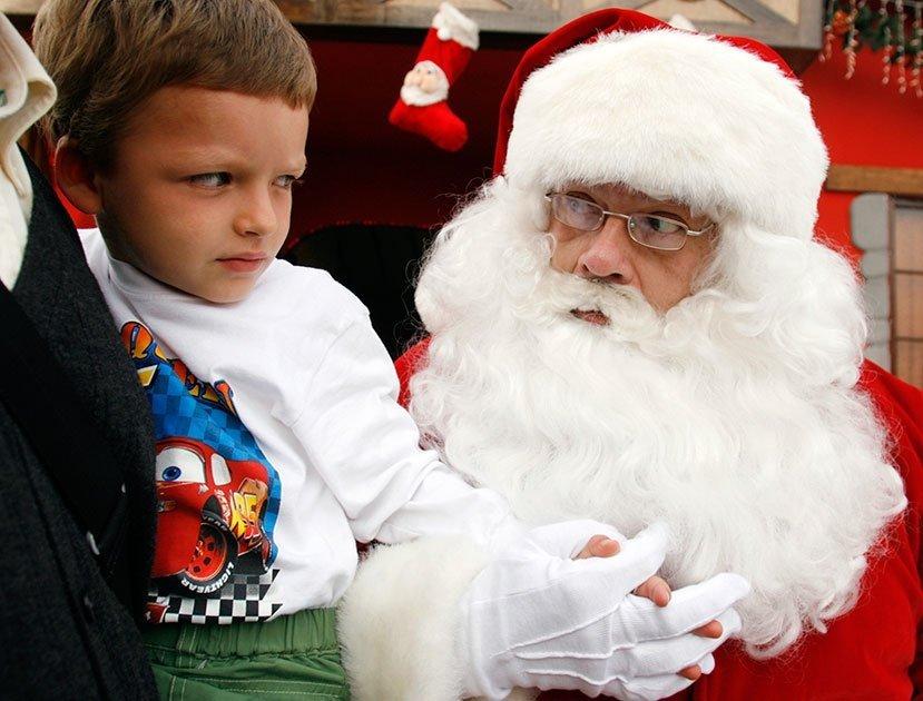 Вороватый Дед Мороз, или Как работают новогодние мошенники