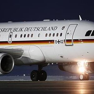 Проблемы с правительственными самолётами: вынужденная посадка самолёта Меркель