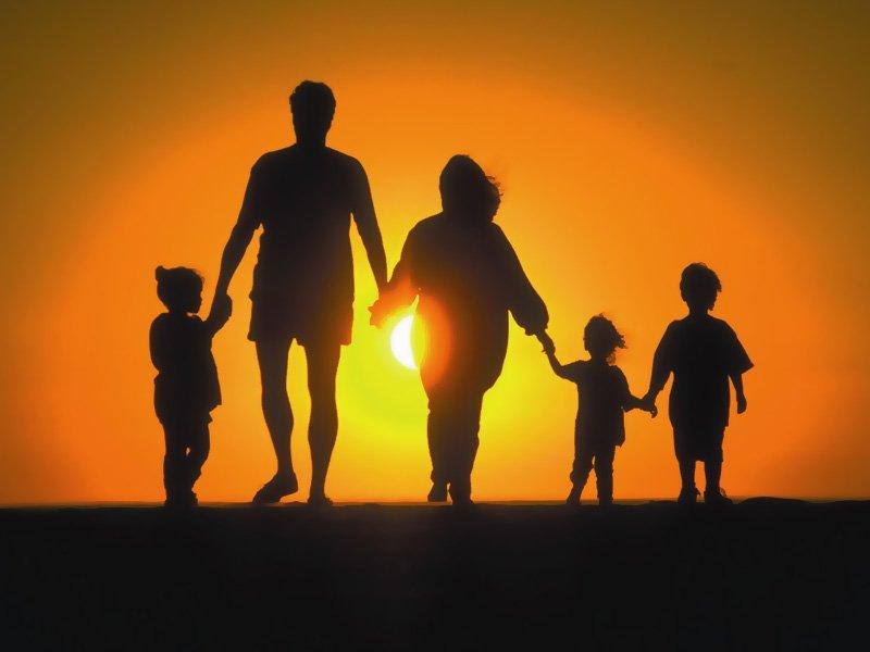 Трое или больше детей – иди в отпуск смело и когда захочешь!