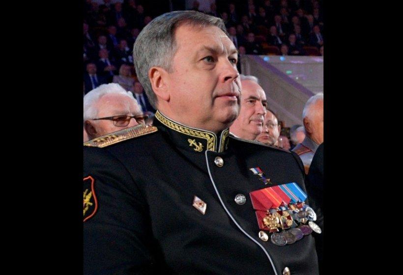 Начальником ГРУ впервые назначен моряк