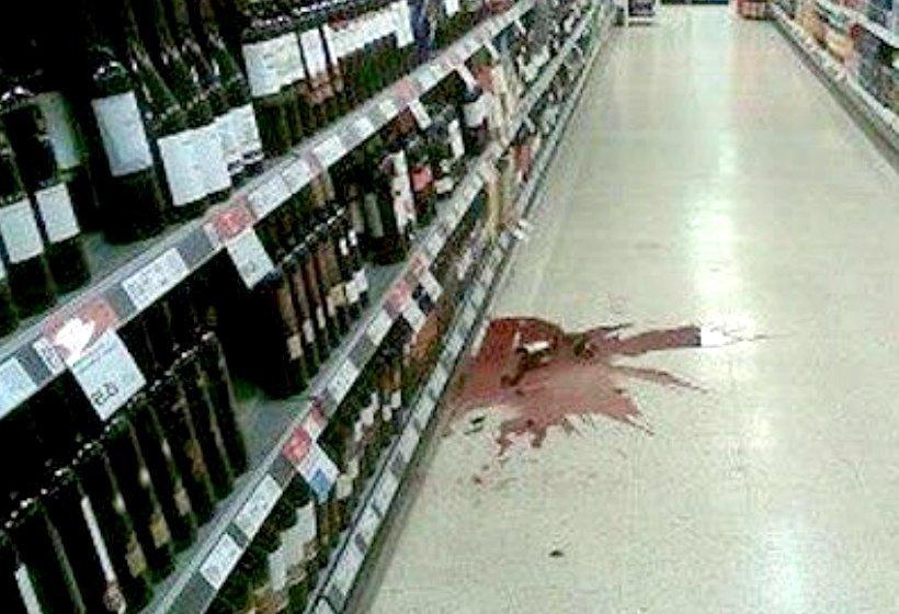 Что делать, если разбили товар в магазине?