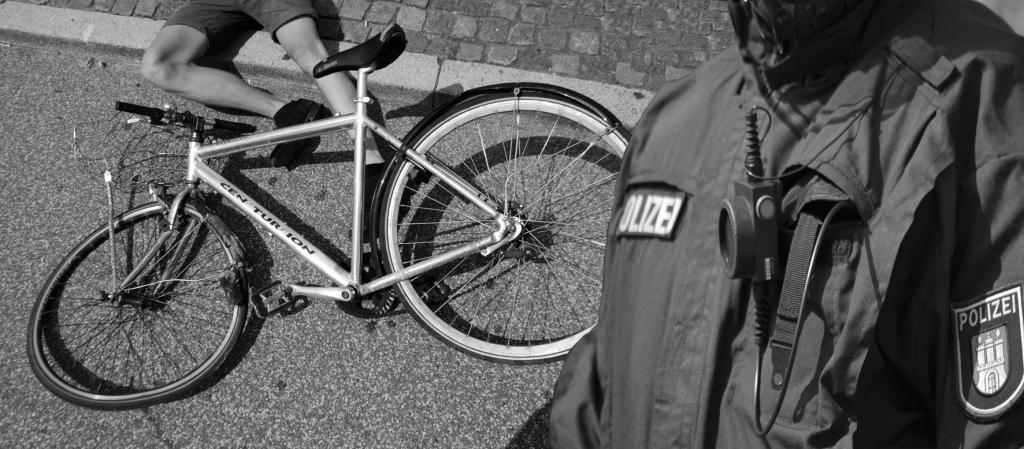 А у нас в Германии друг человека – это велосипед