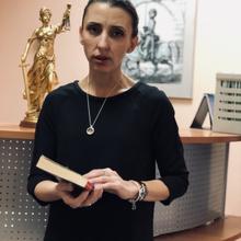 Адвокат Воинова Маргарита Андреевна, г. Москва