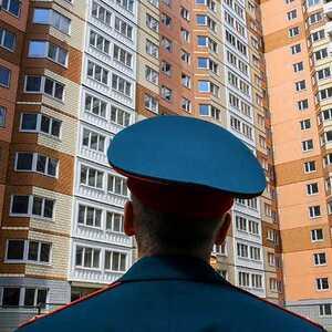 Обеспечение жилыми помещениями бывших военнослужащих Украины в Крыму
